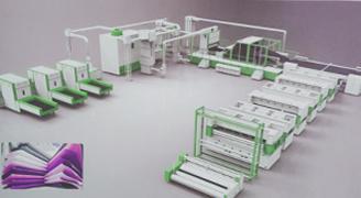 针刺机生产线