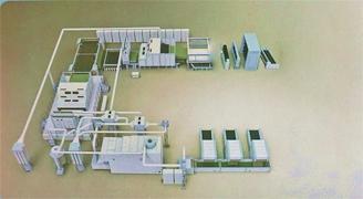 热轧机生产线