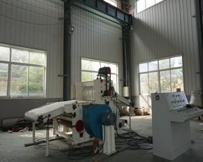 上海WF102型气流成网机