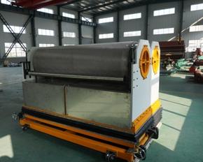 上海WF991型熔喷成网机