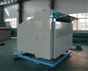 WF9-98型熔喷吹棉机